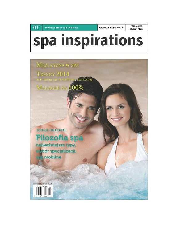 Spa Inspirations 1 2014 ewydanie