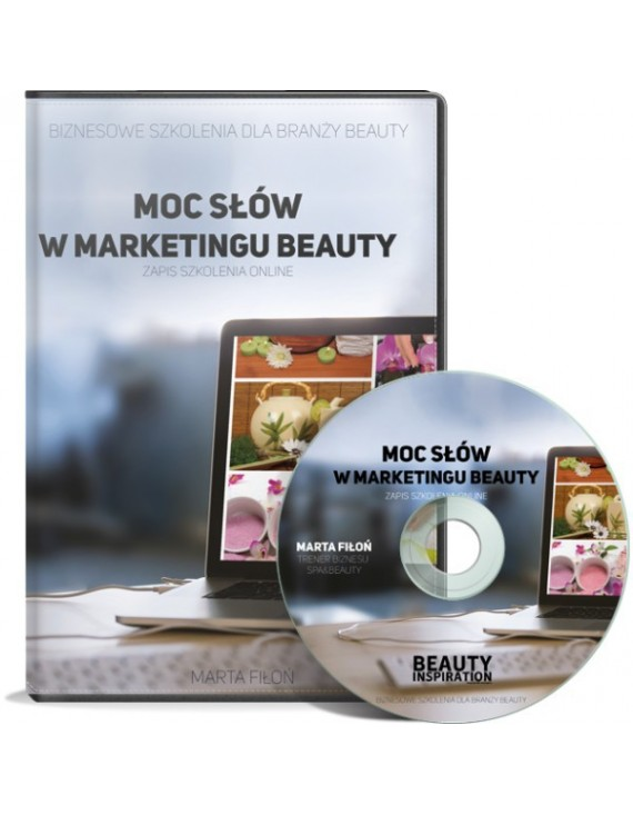 Moc słów w marketingu beauty - zapis wideo webinaru