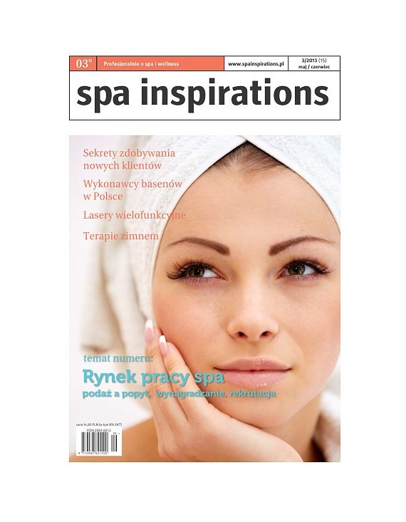 Spa Inspirations 3 2013 ewydanie