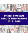 Pakiet ewydań Beauty Inspiration 2015-2019
