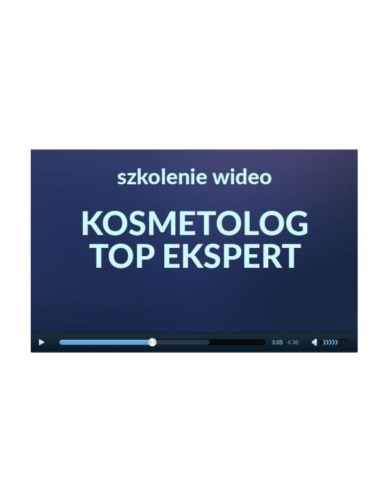 KOSMETOLOG TOP EXPERT (1) szkolenie online